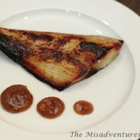 Nobu's miso 'black cod' recipe